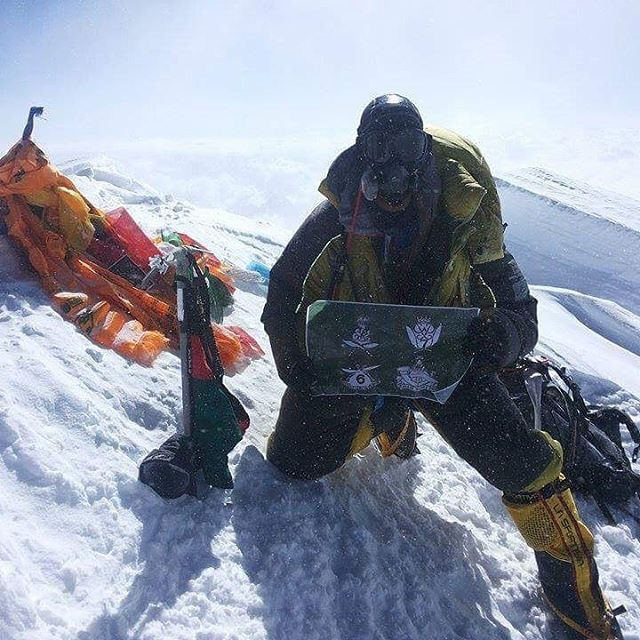 Gurkha Everest Expedition, Everest Gurkhas