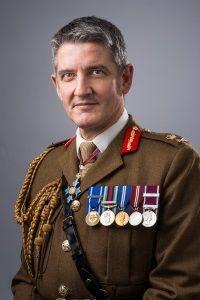 Lieutenant General N A W Pope CBE